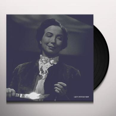 Get Involved! APATHY/NIGHT OF THE VAMPIRE Vinyl Record