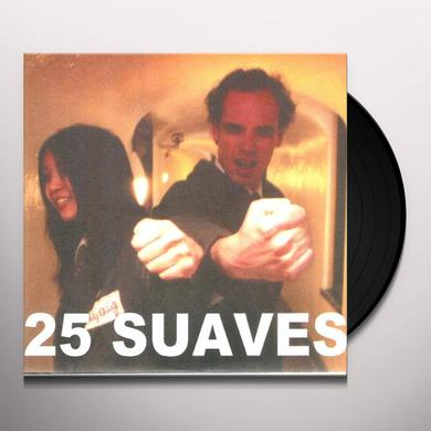 25 Suaves ALL BUT NOTHING / MOTORBREATH Vinyl Record