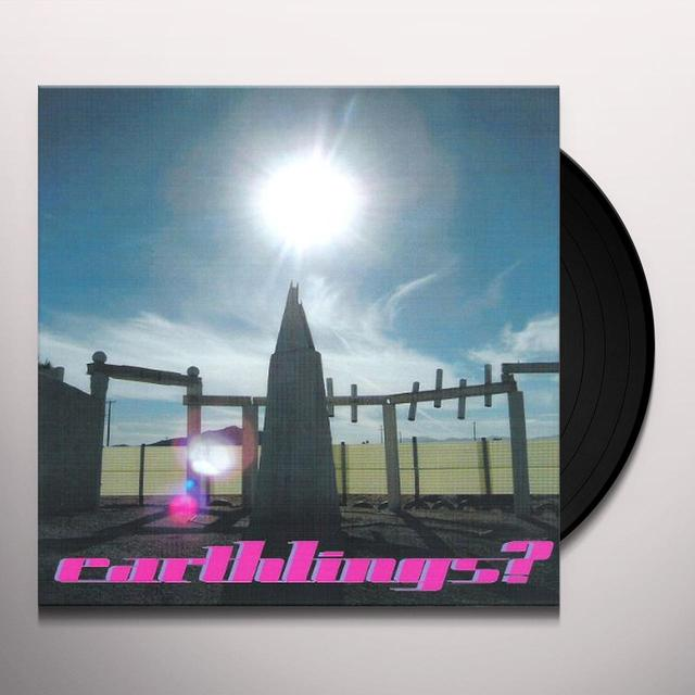 Earthlings INDIVIDUAL SKY CRUISER THEORY Vinyl Record