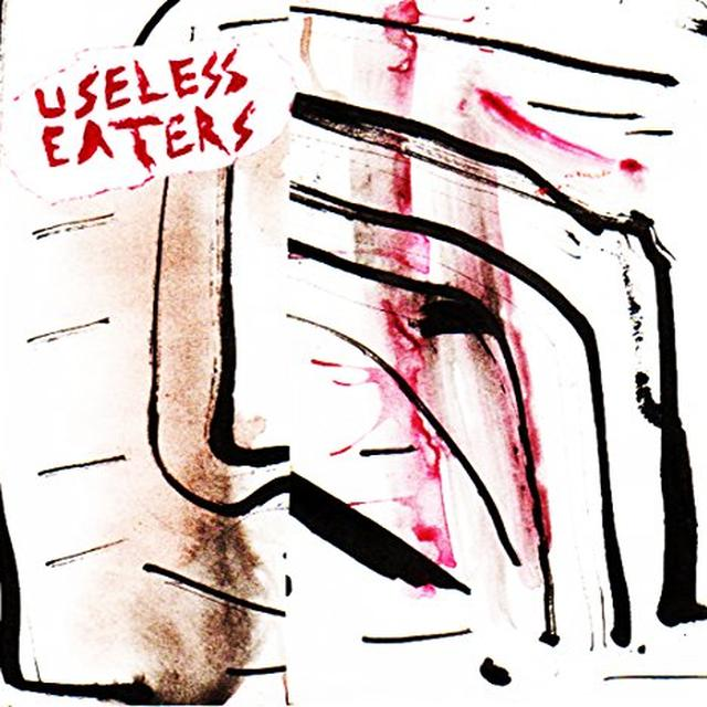 Useless Eaters DESPERATE LIVING Vinyl Record