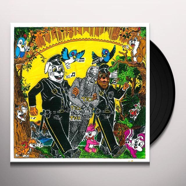 Puff IDENTITATSVERLUST Vinyl Record