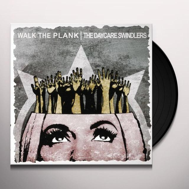 Walk The Plank / Daycare Swindlers SPLIT 7 Vinyl Record