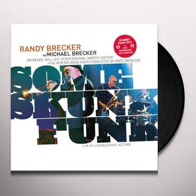 Randy Brecker & Michael Brecker SOME SKUNK FUNK Vinyl Record