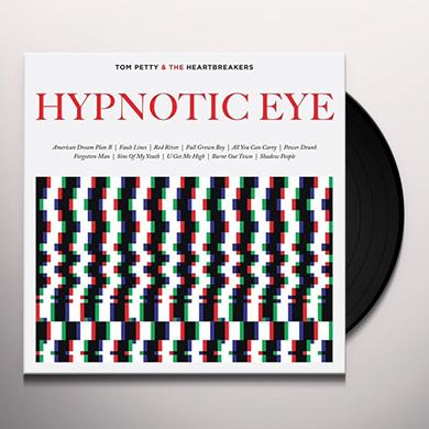 Tom Petty and the Heartbreakers HYPNOTIC EYE Vinyl Record - 180 Gram Pressing, Digital Download Included