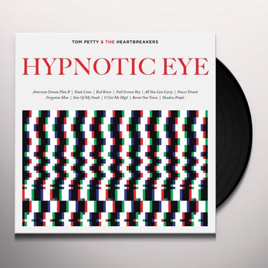 Tom Petty and the Heartbreakers HYPNOTIC EYE Vinyl Record