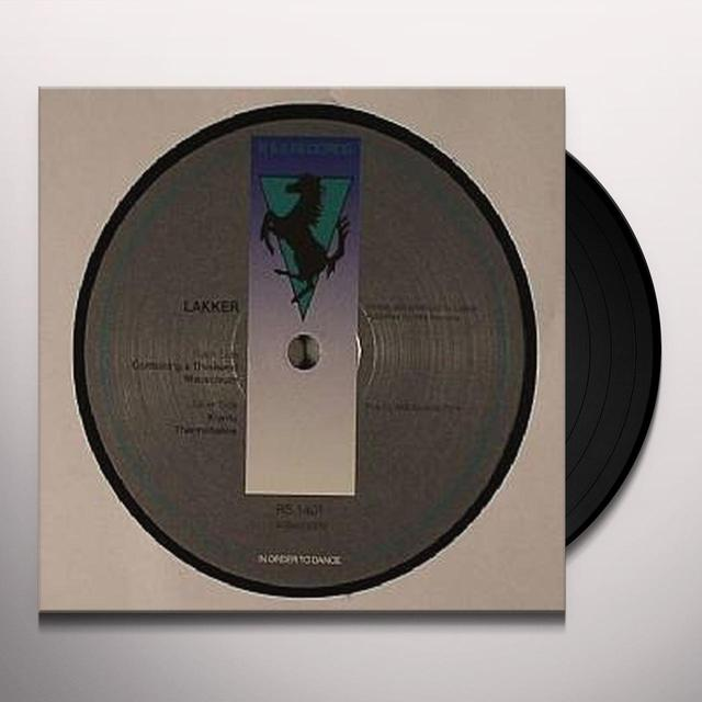 Lakker CONTAINING A THOUSAND Vinyl Record