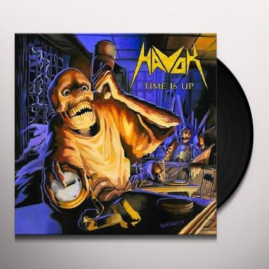 Havok TIME IS UP Vinyl Record - Limited Edition