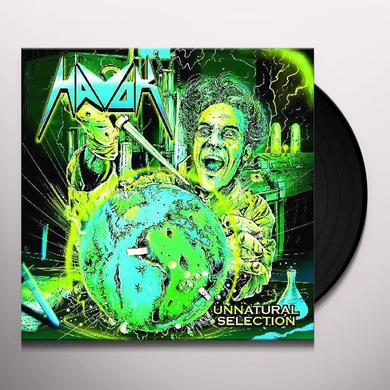 Havok UNNATURAL SELECTION WITH POINT OF NO RETURN Vinyl Record - Limited Edition
