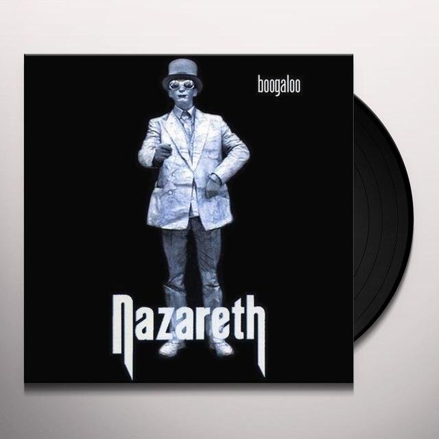 Nazareth BOOGALOO Vinyl Record - Limited Edition