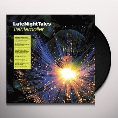 Trentemøller LATE NIGHT TALES Vinyl Record - Black Vinyl, Gatefold Sleeve, 180 Gram Pressing, Digital Download Included