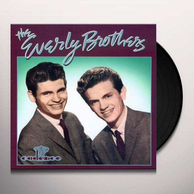 The Everly Brothers COLLECTOR'S BOX SET Vinyl Record