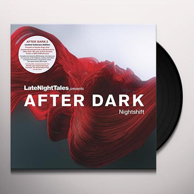 LATE NIGHT TALES PRESENTS AFTER DARK / VARIOUS Vinyl Record