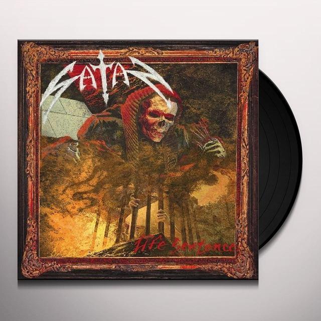 Satan LIFE SENTENCE Vinyl Record