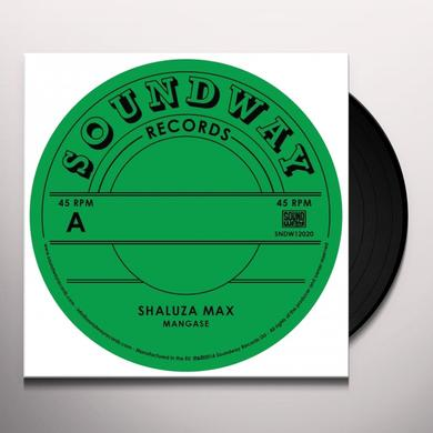 Shaluza Max / Tabu Ley Rochereau MANGASE / HAFI DEO Vinyl Record