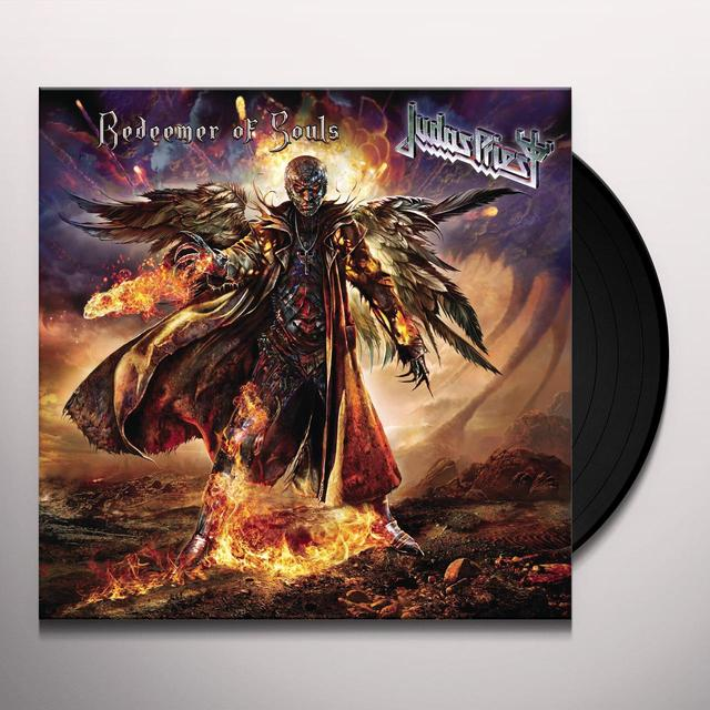 Judas Priest REDEEMER OF SOULS Vinyl Record