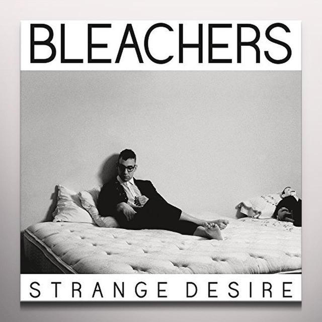 Bleachers STRANGE DESIRE Vinyl Record - Clear Vinyl, 180 Gram Pressing