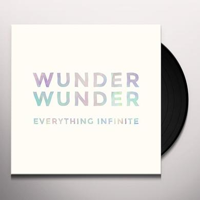 Wunder Wunder EVERYTHING INFINITE Vinyl Record
