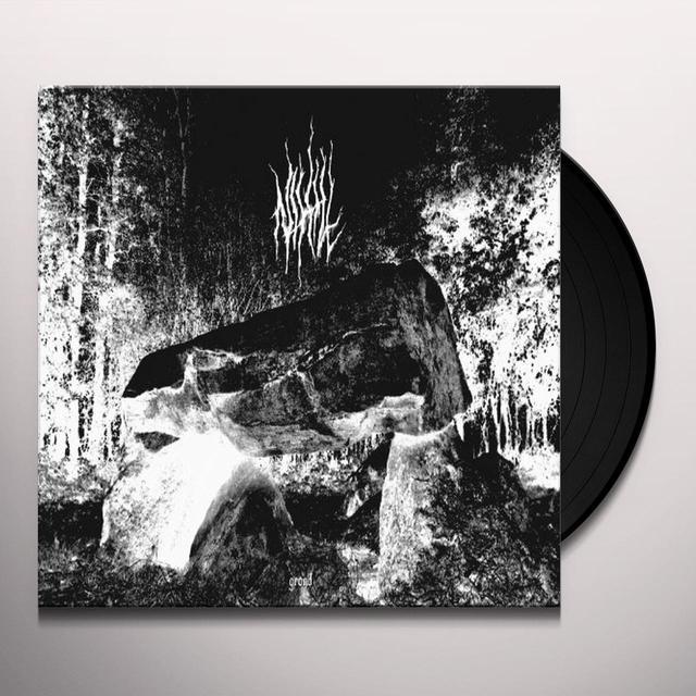 Nihill GROND Vinyl Record