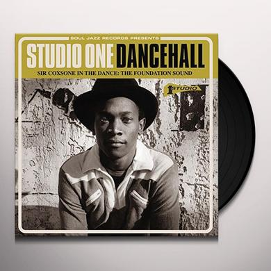 Soul Jazz Records Presents STUDIO ONE DANCEHALL: SIR COXSONE Vinyl Record