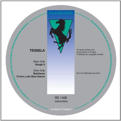 Tessela ROUGH 2 Vinyl Record