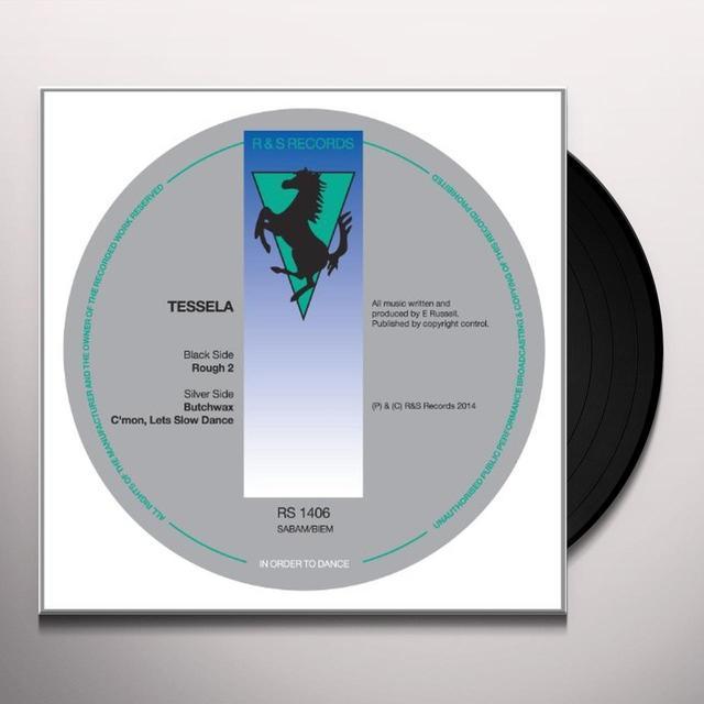 Tessela ROUGH 2 Vinyl Record