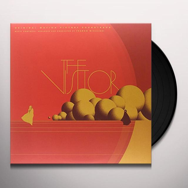 Franco Micalizzi VISITOR / O.S.T. Vinyl Record