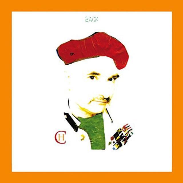 Holger Czukay DER OSTEN 1ST ROT / ROME REMAINS Vinyl Record