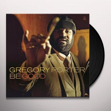 Gregory Porter BE GOOD Vinyl Record