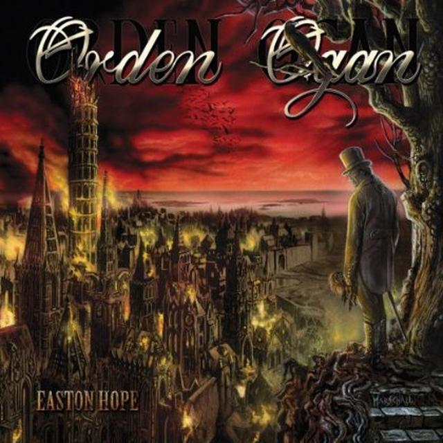 Orden Ogan EASTON HOPE Vinyl Record - Black Vinyl, Limited Edition