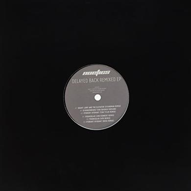 Noetics DELAYED BACK REMIXED EP Vinyl Record
