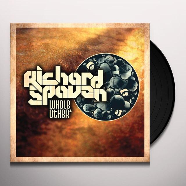 Richard Spaven WHOLE OTHER Vinyl Record - UK Import