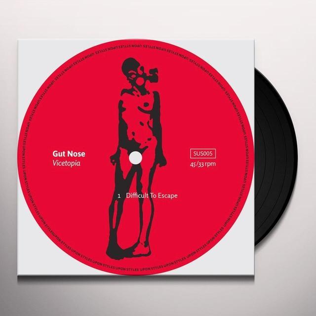 Gut Nose VICETOPIA Vinyl Record - UK Release