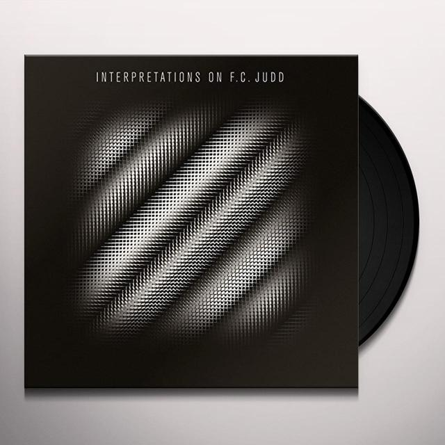Interpretations On Fc. Judd / Various (Uk) INTERPRETATIONS ON FC. JUDD / VARIOUS Vinyl Record