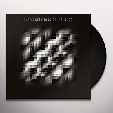 Interpretations On Fc. Judd / Various (Uk) INTERPRETATIONS ON FC. JUDD / VARIOUS Vinyl Record - UK Import