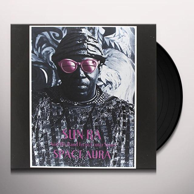 SPACE AURA Vinyl Record - UK Import