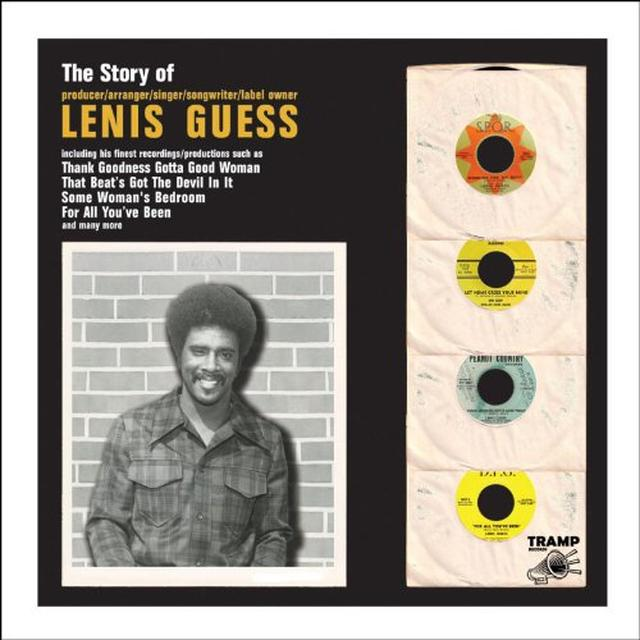 Story Of Lenis Guess / Various (Uk) STORY OF LENIS GUESS / VARIOUS Vinyl Record