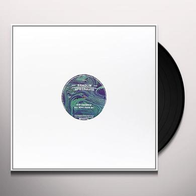 The Shaolin Afronauts OJO ABAMETA Vinyl Record - UK Import