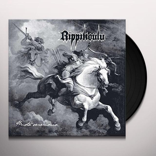 Rippikoula MUSTA SEREMONIA Vinyl Record - UK Import