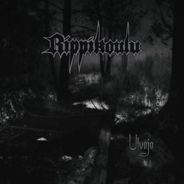 Rippikoula ULVAIA-LIMITED GREY Vinyl Record - UK Import