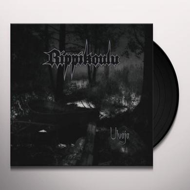 Rippikoula ULVAIA-LIMITED GREY Vinyl Record - UK Import