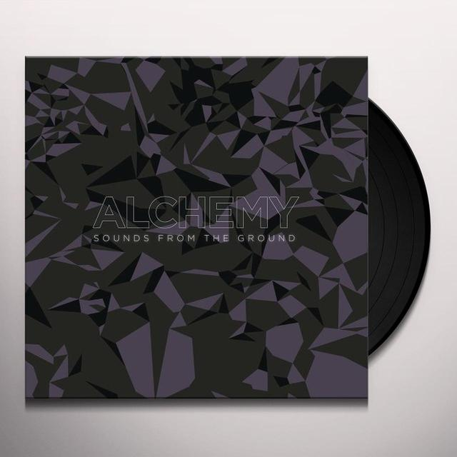 Sounds From The Ground ALCHEMY Vinyl Record - UK Import