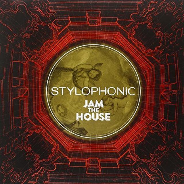 Stylophonic JAM THE HOUSE Vinyl Record - Italy Import
