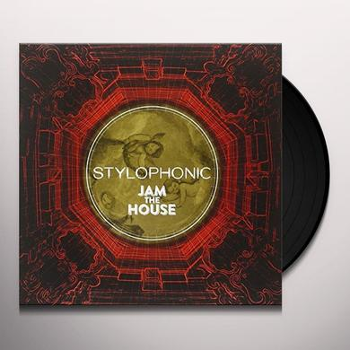 Stylophonic JAM THE HOUSE Vinyl Record - Italy Import
