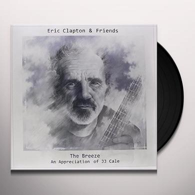 ERIC CLAPTON & FRIENDS: THE BREEZE Vinyl Record