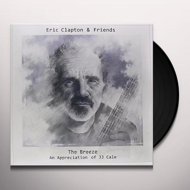 ERIC CLAPTON & FRIENDS: THE BREEZE Vinyl Record