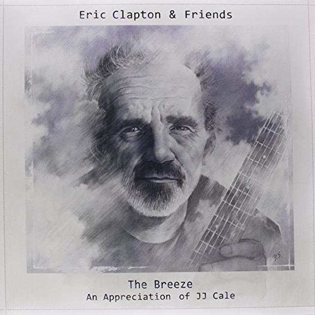 ERIC CLAPTON & FRIENDS: THE BREEZE Vinyl Record - UK Import