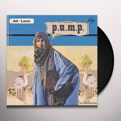 Ali Love P.U.M.P. Vinyl Record