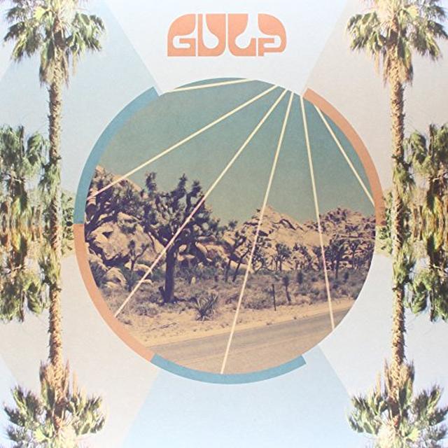 Gulp SEASON SUN Vinyl Record - UK Release
