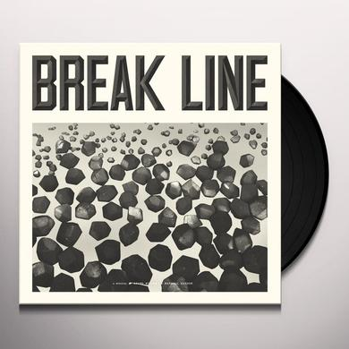 Anand Wilder & Maxwell Kardon BREAK LINE THE MUSICAL Vinyl Record