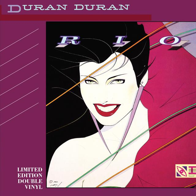 Duran Duran RIO Vinyl Record